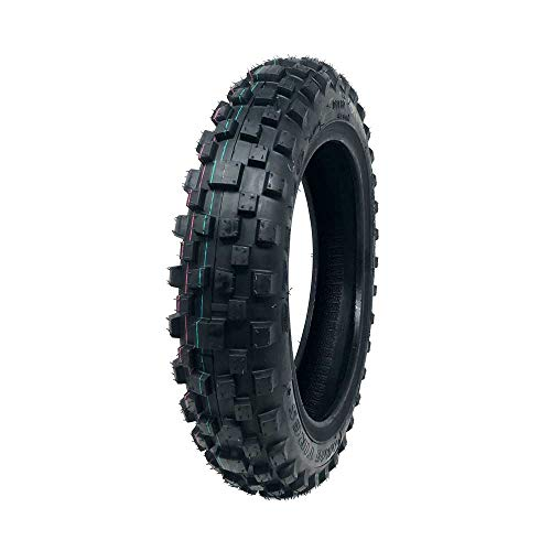 - Tire 2.75-10 P91 - Offroad Dirt Bike Mini Motorcycle - Front or Rear - Knobby Soft Intermediate Terrain