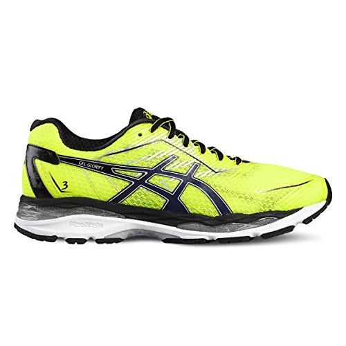 Safety Yellow glorify Asics Jaune indigo 0749 Homme Blue Chaussures Iii Course De Gel avwvz