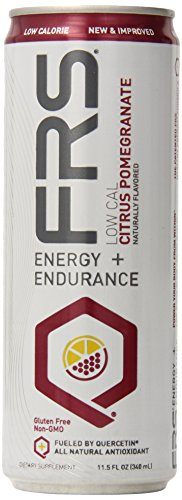 FRS Energy Low Cal Nutrition Beverage, Citrus-Pomegranate, 11.5 Ounce (12 Count)