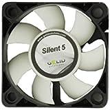 GELID SILENT 5 Gehaeuse Luefter 50 x 50 x 15mm Hydro Dynamic Bearing 12V 4000rpm 23dBA 3 Pin Molex CE RoHS