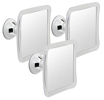 fogless shower shaving mirror radio uk bundle surface portable