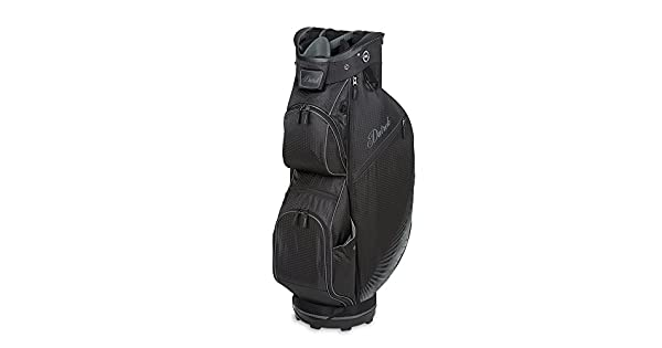 Amazon.com: datrek CB Lite Cart Bag Black/Charcoal CB Lite ...