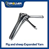 MoMA Dilator for Animals Sheep with Vagina Dilator Sheep Vaginal Speculum Sheep Gauge Sheep Pig Farm Equipment Veterinary Instrument