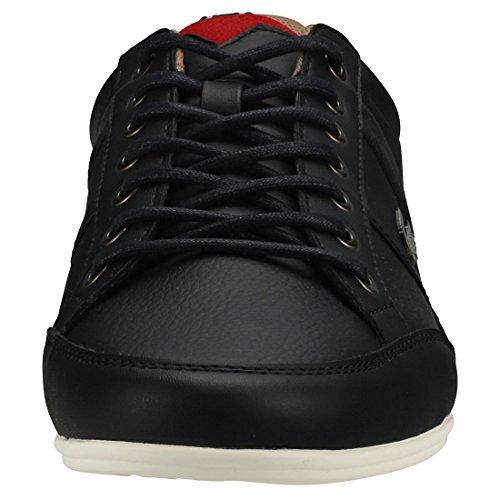 Lacoste Chaymon 118 2 Cam0012wn1, Baskets Homme, Noir Noir