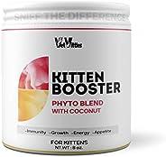 VetVittles Kitten Booster Phyto Blend for Kittens - Stimulates Growth, Boosts Immunity, Improves Appetite