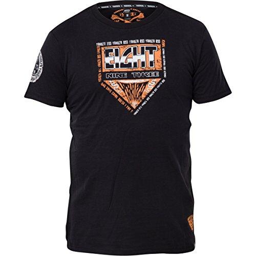 Yakuza T-Shirt TSB-509 Schwarz, S