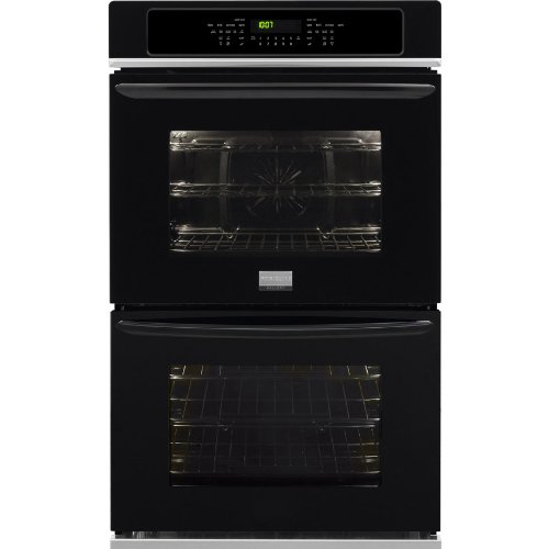 DMAFRIGFGET3065PB – Frigidaire Gallery 30 Double Electric Wall Oven