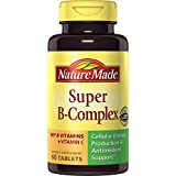 Nature Made Super B Complex Tablets 60 Ct