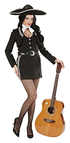 Medium Mariachi Woman Costume (Ladies Mariachi Costume)
