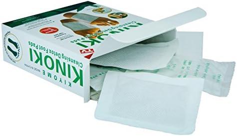 Original Kinoki Vital pie yeso para detoxing y canalización fuera ...