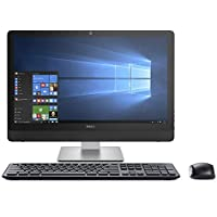 Dell Inspiron 24 FHD Touchscreen All-In-One Desktop, 6th Gen Intel Dual-Core i3-6100U 2.3GHz, 8 GB RAM, 1 TB HDD, WiFi 802.11ac, DVD-RW, USB 3.0, Bluetooth 4.0, Windows 10 Home (Seller Upgraded)
