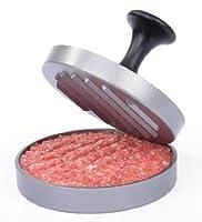GRÄWE® Hamburgerpressen-Set - jetzt mit neuem Komfortgriff und 25 Blatt...