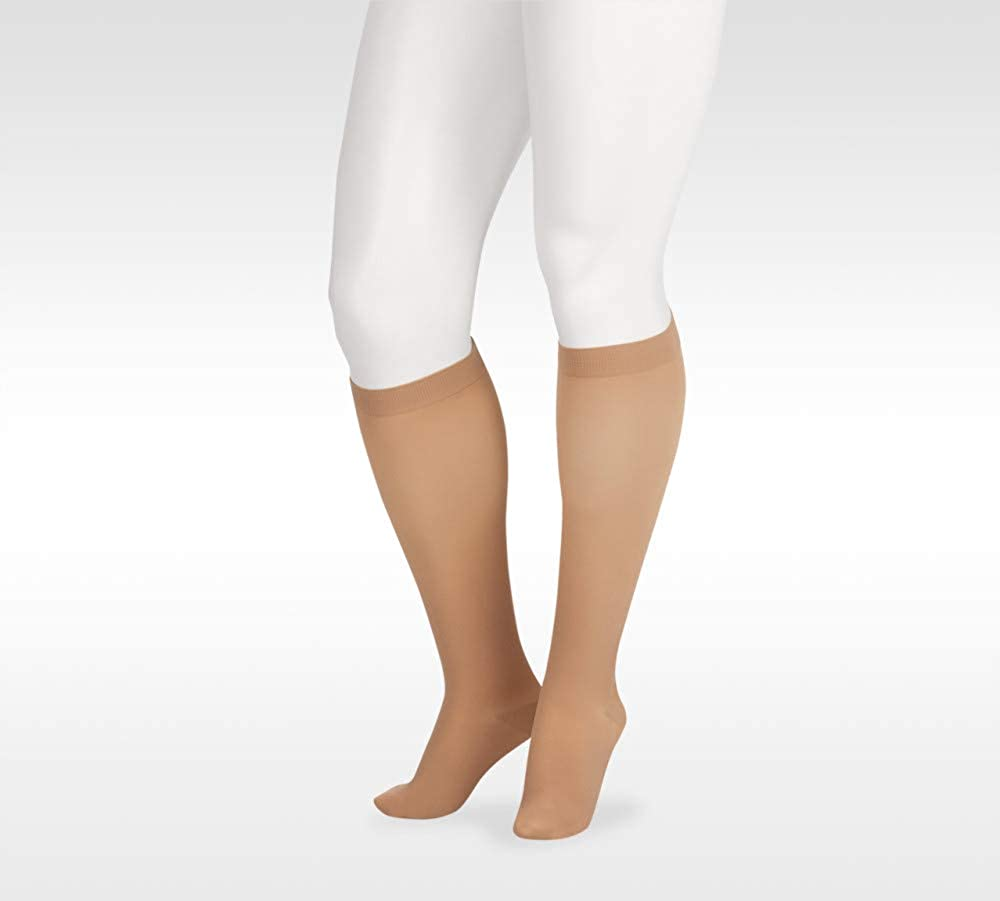 Juzo Wholesale Soft 2002 Knee-High 30-40mmhg Clo Band Compression New arrival Silicone