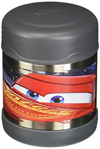 Thermos Funtainer 10 Ounce Food Jar, Disney Cars