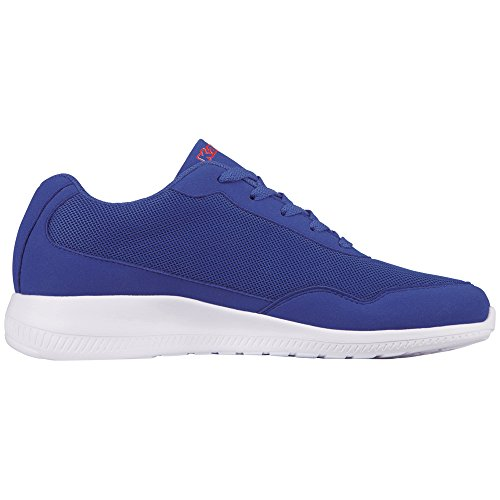 Kappa KAPPA Sneaker »FOLLOW«, blau, blue/red