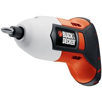 Black & Decker BDCS40G 4-Volt MAX Gyro Screwdriver power tools