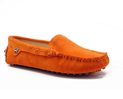 Minitoo - Ballet mujer naranja