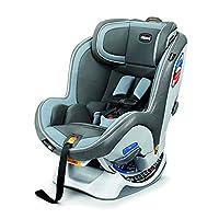 Chicco NextFit iX Zip Convertible Car Seat, Steel Blue
