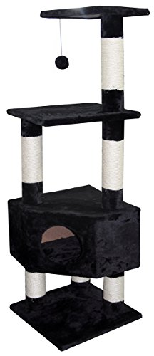 Europet Bernina Classic-Eco Tree Loonaa Pet Memorial Product, 40 by 40 by 135cm, Black