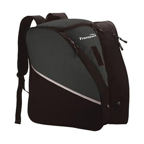 Amazon.com  Transpack Alpine Jr Boot Backpack Black OS  Sports ... 9d3b17f3676b2