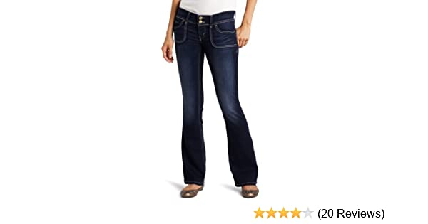 Levi s Juniors 524 Styled Skinny Bootcut Jean, Blue Diver, 25 1 Medium at  Amazon Women s Jeans store 4e6dfffc1a