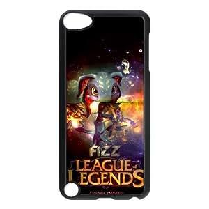 Ipod Touch 5 Phone Cases League of Legends Fizz Durable Design Phone Case HYT406165