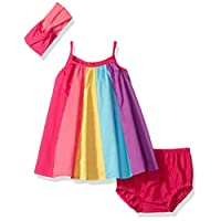 The Children's Place Baby Pieced Dress Set, Tutu, 0-3 Months