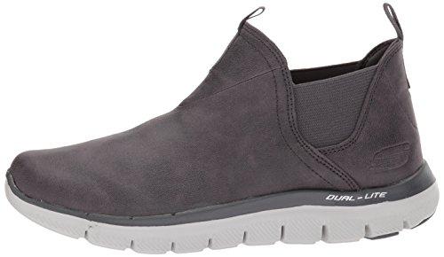Char Dunkel Para 12769 Mujer Skechers grau Zapatillas xAw6Rq0
