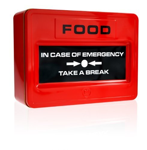 Mustard NG 5036 Emergency Food Tin by Mustard