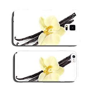 Vanilla sticks with a flower. cell phone cover case iPhone6 Plus