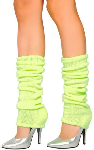 Neon Yellow Leg