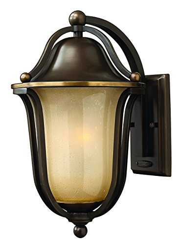 - Hinkley 2634OB Transitional Two Light Wall Mount from Bolla collection in Bronze/Darkfinish,