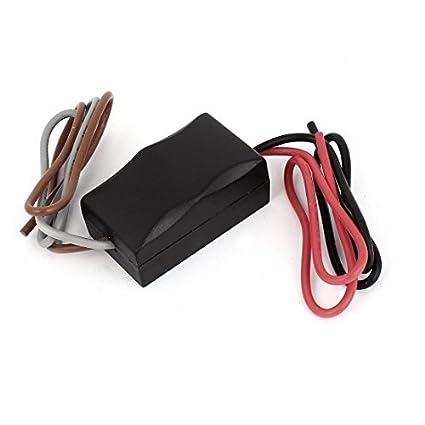 Fio elétrico carro amplificador de áudio Tempo Delayer 12V