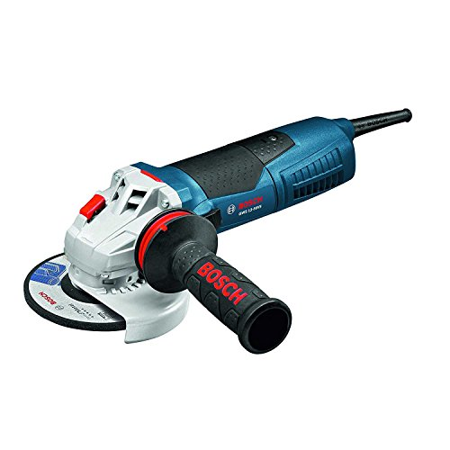 Bosch 5 Inch 13 Amp Angle Grinder with Paddle Switch (Certified Refurbished) by Bosch