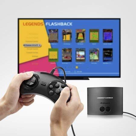 Amazon.com: At Games Legends Flashback Boom!: Video Games
