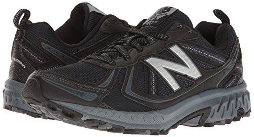 New Balance Men's MT410v5 Cushioning Trail Running Shoe, Black, 7 D US by New Balance (Image #6)