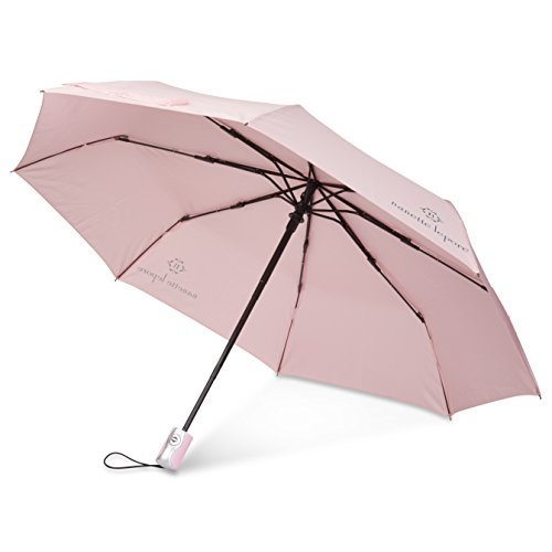 a4a4d5cf0856 Nanette Lepore Auto Open / Close Fashion Umbrella