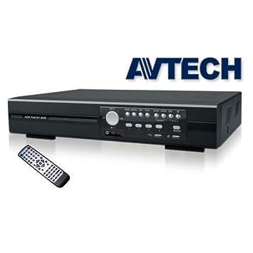 AVTECH KPD675HAEZ RECORDER DRIVERS FOR MAC