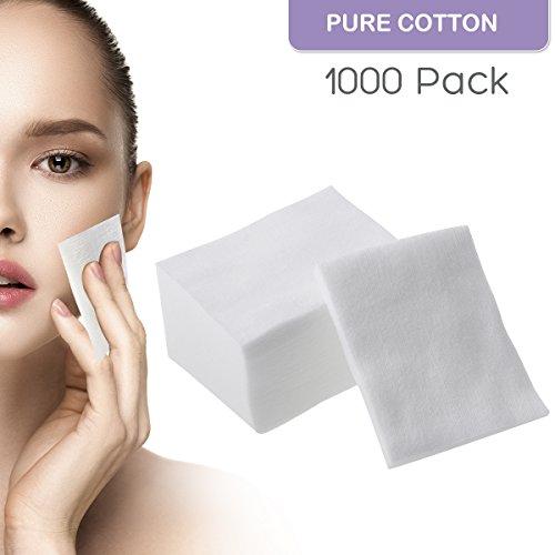 1000pcs Makeup Facial Soft Cotton Pads for Face Make Up Removing