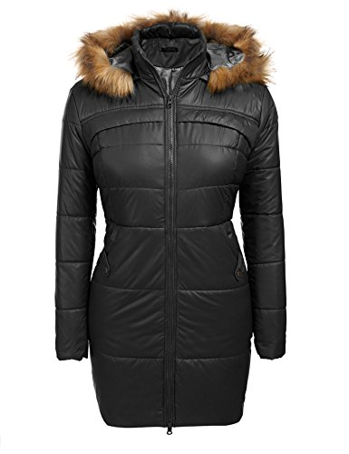 Fur Quilted Parka - 7