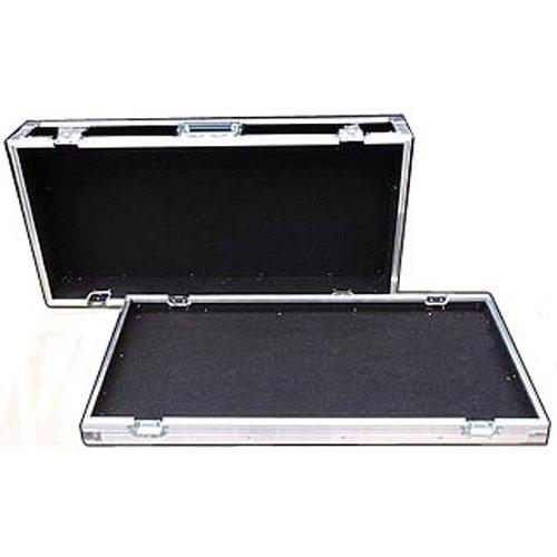 Pedal Board Effects Pedal ATA Case - 4 Catch 3/8 Ply Heavy Duty - Inside Dimensions 40 x 20 x 6 1/4 (Pedal Board Ata Case)