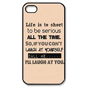 Bible Verse Cell Phone Case Cover Protector for Apple iPhone 4/4S (2)