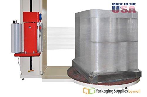 Machine Pallet Wrap Stretch Film 20'' x 80 Ga x 5000' 5 Rolls + by PackagingSuppliesByMail