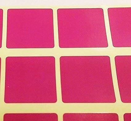 Audioprint Ltd Prezzi ID Adesivi Colorati Quadrati 10mm In tinta Unita per Etichette 10mm Bianco