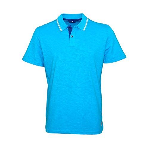 TOM TAILOR Poloshirt Polo blau 1531084 0010 6633 Gr.XL