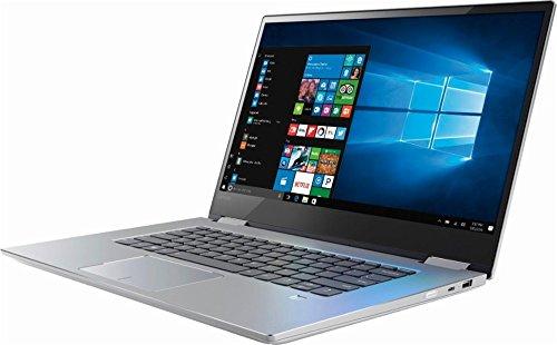 "Lenovo Yoga 720 2-in-1 15.6"" 4K Ultra HD Touchscreen Gaming Laptop   Intel i7-7700HQ Quad-Core   NVIDIA GTX 1050   16GB RAM   512GB SSD   Fingerprint Reader   Thunderbolt Port   Windows 10"