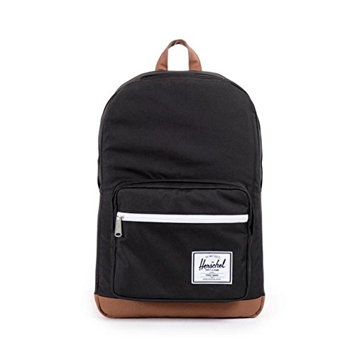 Herschel Supply Co. Pop Quiz, Black by Herschel Supply Co.