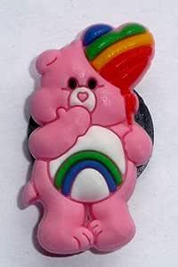 Amazon.com: Cheer Bear holding rainbow