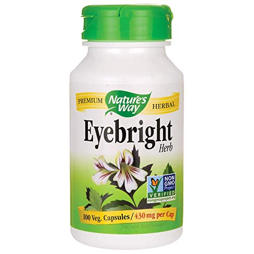 Eyebright Herb Nature's Way 100 Caps ()