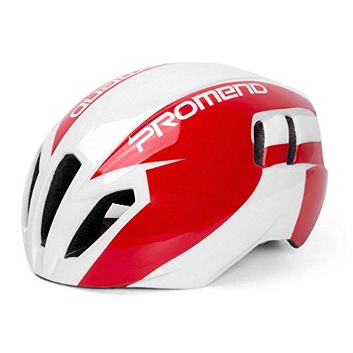 n Bicycle Cycling Skate Helmet Mountain Bike Helmet (D) (Density Carbon Composite)
